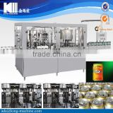 Automatic Can Filling and Sealing Machine / Instrument / Apparatus / Facility for Carbonated Drink