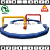 inflatable race track, inflatable zorb ball track,inflatable go kart track