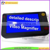 5 inch LCD Portable Video Magnifier Reading Aids for Low Vision Person                                                                         Quality Choice