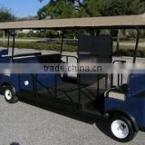 The environmental protection ADA Compliant Wheelchair Accessible Trailers ELECTRIC VEHICLES