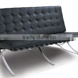 wholesale Barcelona chair with ottoman,barcelona sofa bed ,barcelona sofa