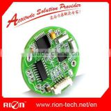 DCM220-485 2D electronic Compass Module output the azimuth angle value