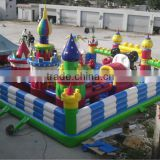 amazing!!!amusement park games mechanical inflatable bull for kids and adults
