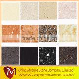 2015 china solid marble quartzite slab for wall and floor artifical slate Composite stone