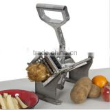 commercial potato cutter for french fry cube chips making machine