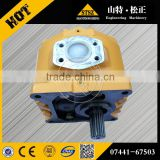 17A-49-11100 D155 Gear Pump Earth mover machine Gear Pump