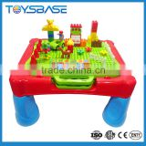 NEW HOT SALE Wonderland plastic building blocks,Ferris Wheel blocks, kids education MUSICAL toys,DIY toy