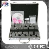 Body Piercing Kit Tool Needle for Navel Ear Tongue Tattoo Piercing tools, 5 tools Piercing Kit