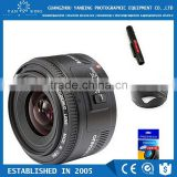 Yongnuo YN35mm F2 Wide-angle lens Large Aperture Fixed Auto Focus Lens For canon EF Mount EOS Cameras
