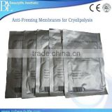 Wholesale anti freeze membrane/ cryo pad /antifreeze film for cryo machine