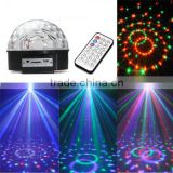 CroLED Disco DJ Effect Disco Ball Magic DM512 RGB LED Light Projector Party mp3