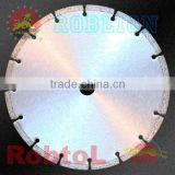 (GEHD)Segmented Small Diamond Blade for Fast Cutting Hard and Dense Material--GEHD