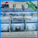 OEM drawing size carbon steel bracket weld assembly