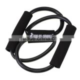 Soft Rubber Stretch Resistance Band, Exercise Loop Cord Strength GYM Bodybuilding Resistance Band