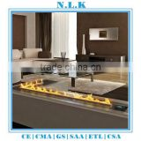high quality indoor bio Ethanol fireplace insert CE certificate indoor bio ethanol table fireplace
