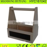 unfinished factory old wholesale wooden bucket