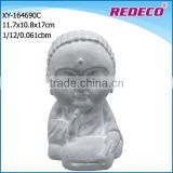 hot sale resin buddha statues with popular antique finish