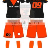 High quality soccer uniform, wholesale football jersey, blank soccer jersey for men super quality