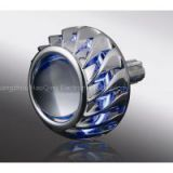 2.0 inch motorcycle Bi-xenon projector lens light with Angel eyes (13A)