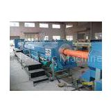 Plastic HDPE Pipe Making Machine with Single Screw Extruder High Efficiency 315mm ~ 630mm