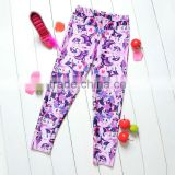 Factory Wholesale New Kids Leggings Digital Printing Fitness Plus Size S100-30