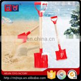 Meijin Hot series cheap Sand Beach snow mini play wooden shovel for kids