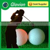 Light up golf ball glovion glow in the dark golf ball for promotion promotional golf ball