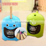 cheap price best quality school fashion cartoon cute shapes electric pencil sharpener machine from china stationery market