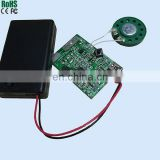 Promotional Greeting Card USB Sound Voice Recordable Module