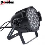54x3W LED PAR Light Waterproof For Indoor Use IP20