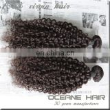 Tangle free high quality cheap virgin hair weave 100% human indian hair