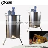 4 Frames Electric Motor Honey Extractor / Honey Processing Equipment