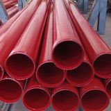 Shotcrete /  Fire Sprinkler Pipe Network Coat Anticorrosive Structure Spiral Pipe