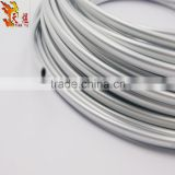 China u-shape pvc chrome extrusion moulding trim strip for car and article decoration supplie
