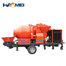 Concrete Mixing Pump Factory