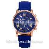 Excellent quality women geneva ladies wrist watch                                                                         Quality Choice