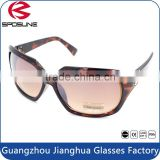 Shipping from china camo eyewear sunglass custom with transparent brown lens for fashional
