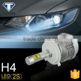 2015 New H4 H7 H11 9005 9006 led rechargeable hunting car h3 led headlight bulbs