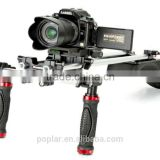 Poplar High quantity custom Camera rig shoulder mount with View Finder+Matte Box+Follow Focus