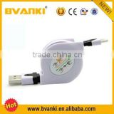 BVANKI chinese factory wholesale for iphone 5s cable charger ios8 for iphone 5 data cable