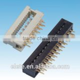 2.54mm IDC connector 6 8 10 12 14 16 18 20 22 24 26 30 34 40 44 50 60 68 pin CE ROHS
