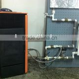 water heating pellet stoves with hot water