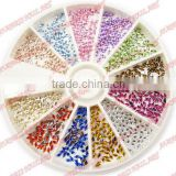 R-109 Nail Art ,2014 Hot Sell nail art;crystal stones,Professional Nail Beauty,Nail Rhinestones