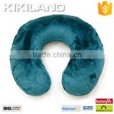 New fashion shape memory foam neck pillow cushio neck and back kneading massage cushion