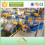Slitting Line For Thin Steel Plate (0.15-0.4mm Thick)