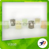 Wholesale Glass Vase Clear Acrylic Vase With Flower