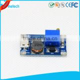 2A booster board DC-DC boost module input wide voltage 2-24V to 5/9/12/24V dc dc converter