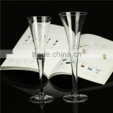 High Quality Wedding Stem Coupe Champagne Glass                                                                         Quality Choice