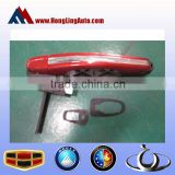 Left rear car door opening handle assembly Geely auto spare parts for Emgrand ec7