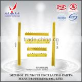 high quality escalator demarcation strip for hyundai escalator spare parts